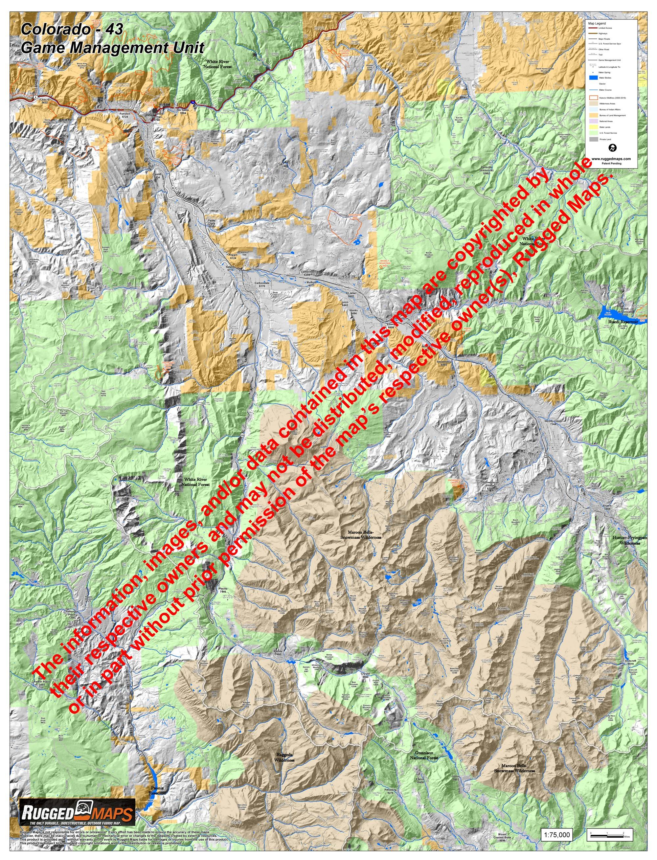 Colorado Gmu 43